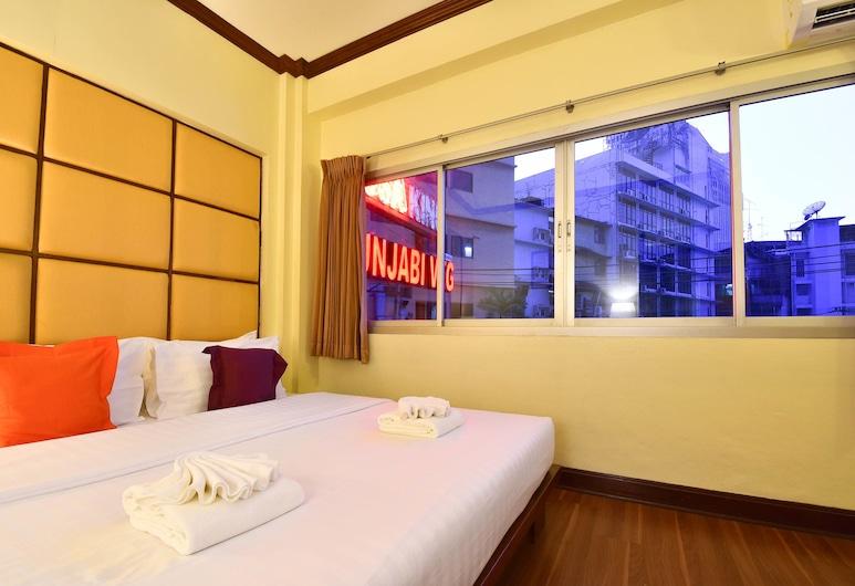 Grand Business Inn, Bangkok, Hosťovská izba