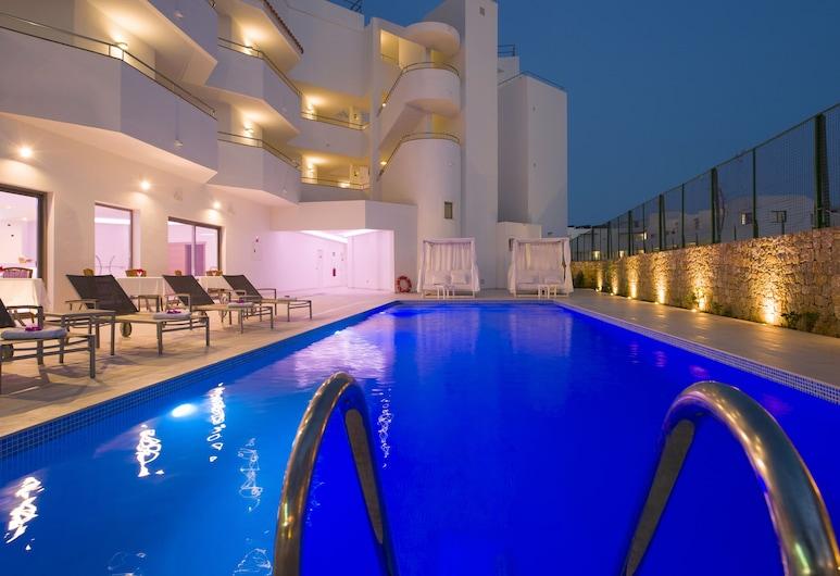 伊比薩開放式客房麥威奢華酒店, 桑特霍塞普德薩塔萊阿, 室外泳池