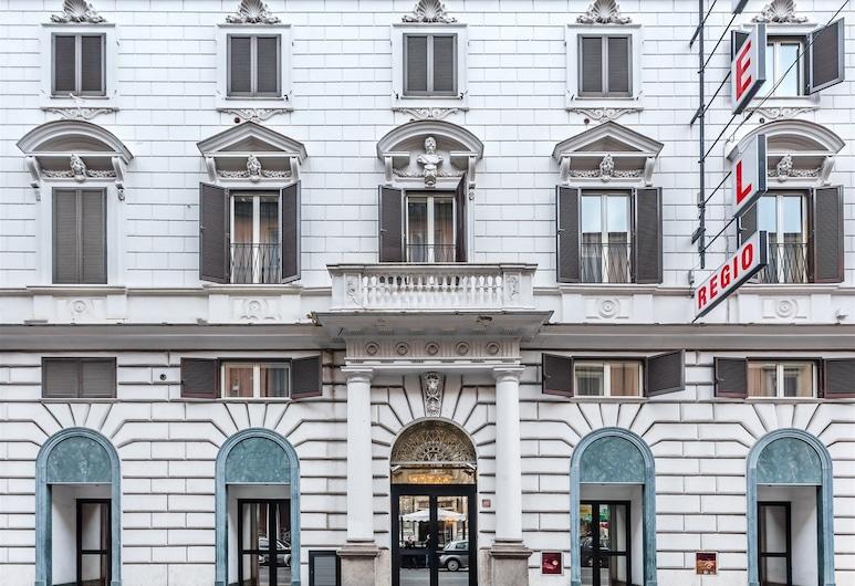 Raeli Hotel Regio, Roma