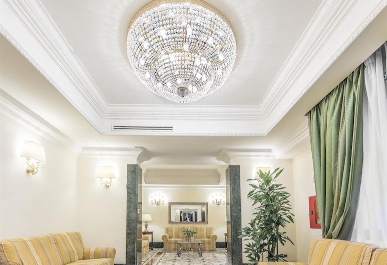 Raeli Hotel Regio, Rome, Lobby Sitting Area