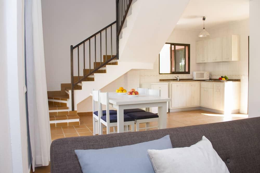 Vila, 2 kamar tidur (4 pax) - Area Keluarga