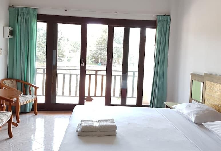 蘇梅島 MM 小屋酒店, 蘇梅島, 標準雙人房, 客房
