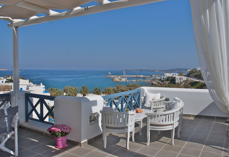 Alexandros Studios & Apartments, Paros, Altan