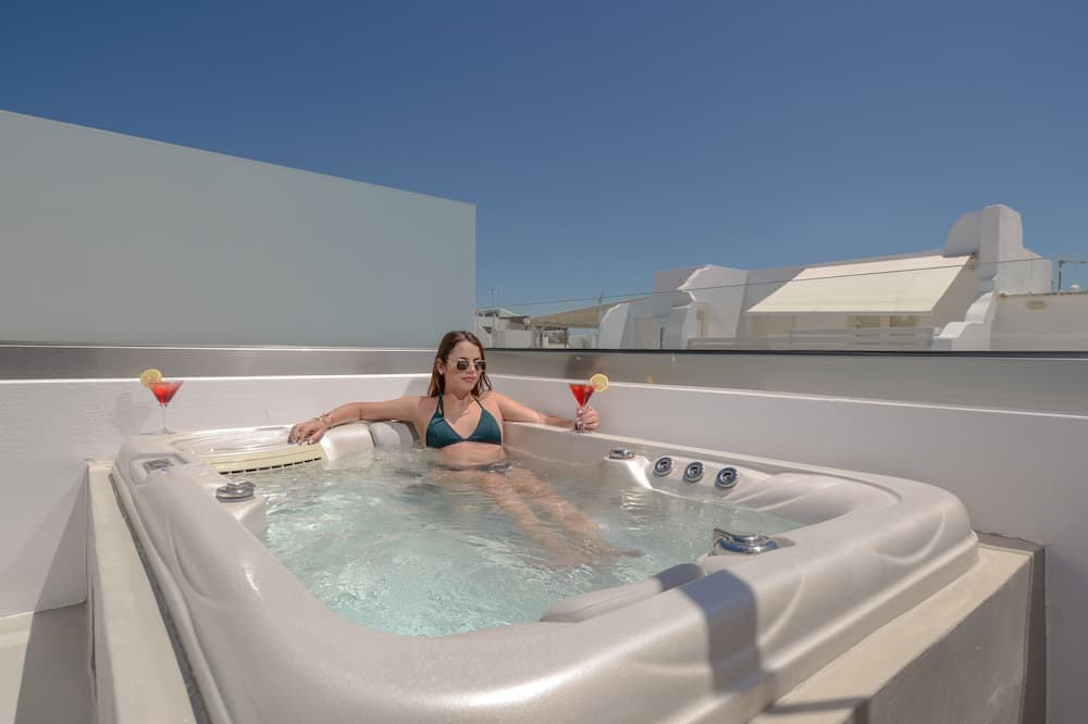 Junior Suite (Jason Master,Outdoor Hot tub) - Vierashuone