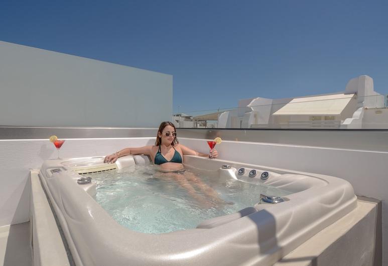 Argo Boutique Hotel, Naxos, Junior Suite (Jason Master,Outdoor Hot tub), Guest Room