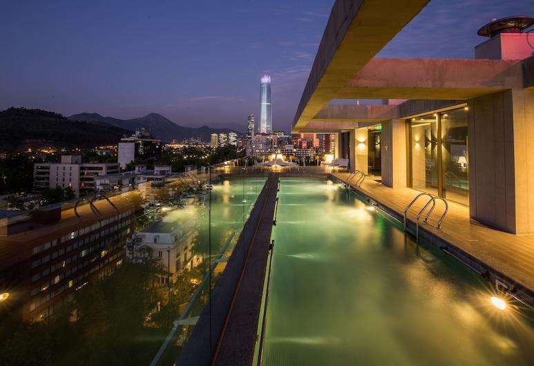 Solace Hotel Santiago, Santiago, Rooftop Pool