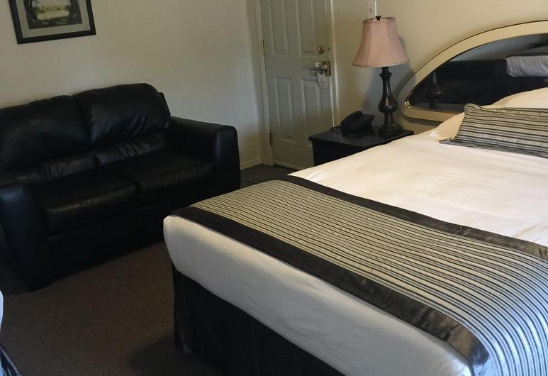 فوياجور موتور إن, داوسون كريك, غرفة - سريران مزدوجان - لغير المدخنين, غرفة نزلاء