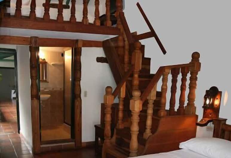 Hotel Antonio Nariño, Villa de Leyva, Gästrum