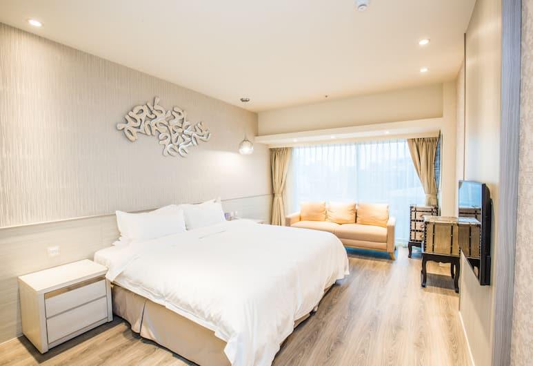 沃客商旅西門館, 台北市, 高級雙人房 (Extreme Sassy), 客房