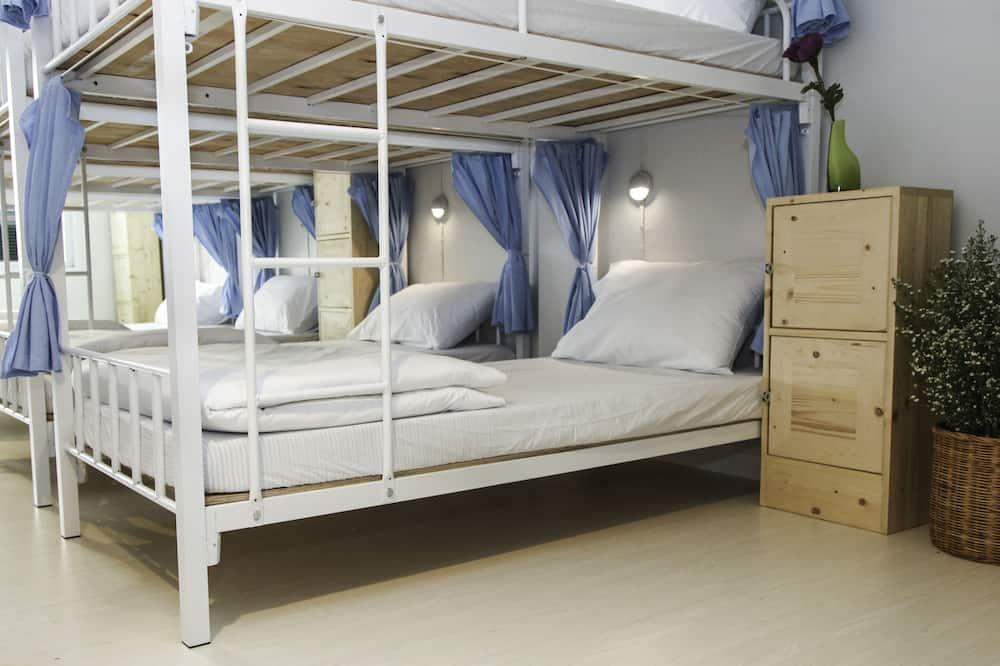 16 Mixed Dormitory (Bunk Bed) - Bathroom