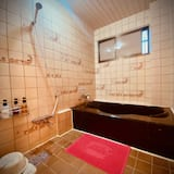 高級雙人房 (D, includes air purifier) - 浴室