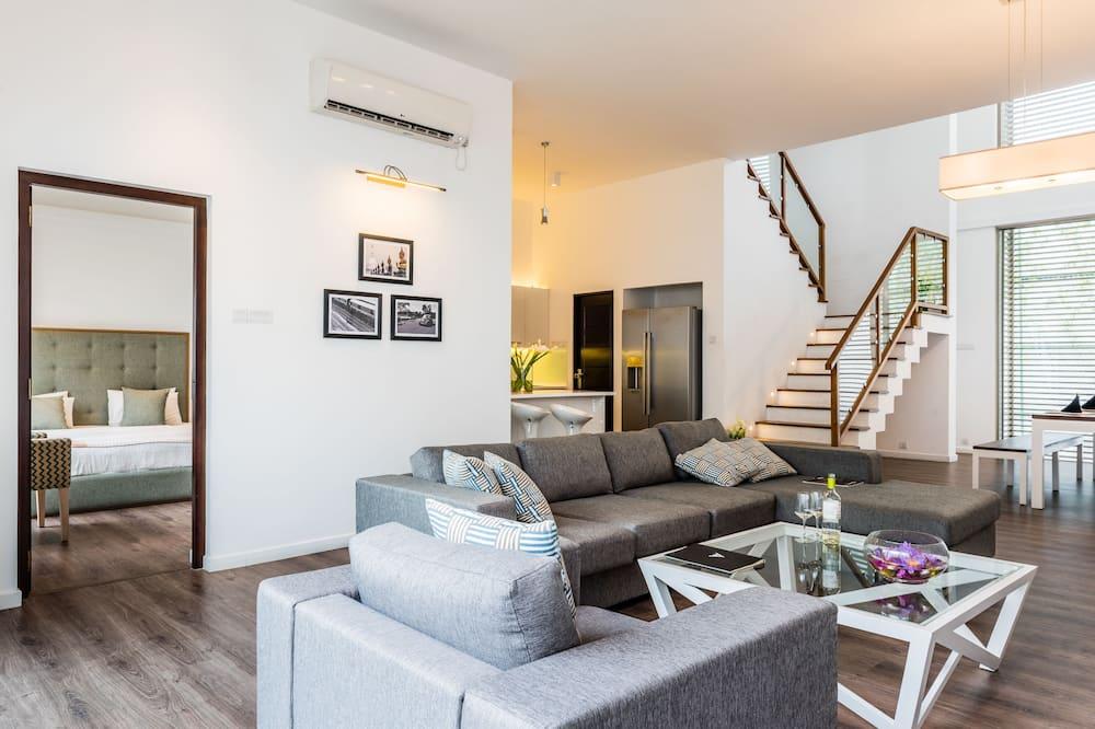 Luxury Villa, 4 Yatak Odası - Oturma Alanı