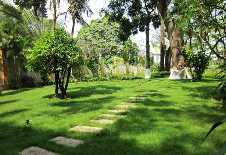 Green Hills Serviced Residence, Ho Chi Minh City, Trädgård