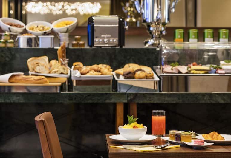 베스트 웨스턴 프리미어 캐피탈 오페라, 파리, 아침 식사 공간