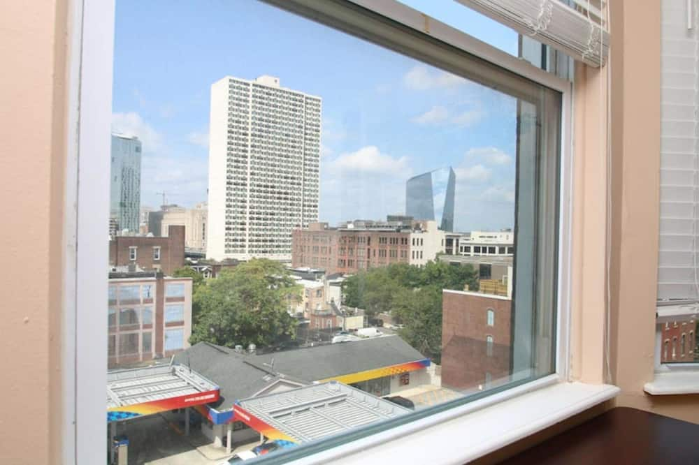 Premium Apartment, 2 Bedrooms, City View (2 Queen Beds & 1 Futon) - View from room