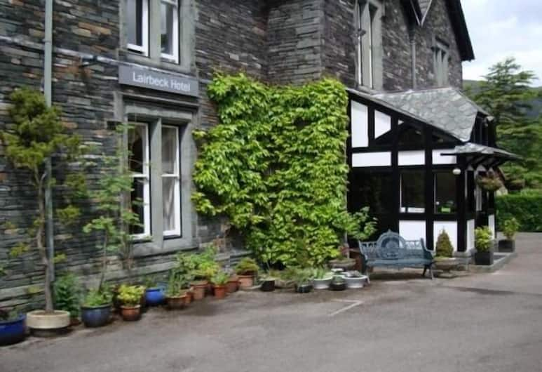 Lairbeck Hotel, Keswick, Hotel Entrance