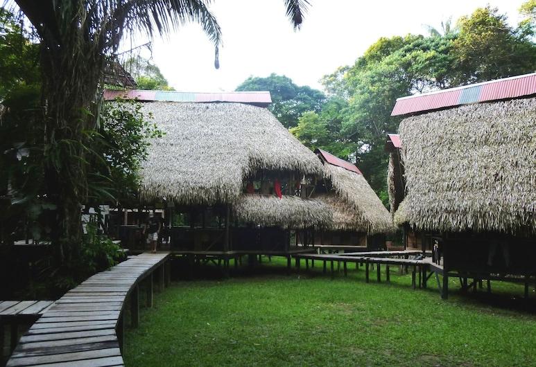 Jamu Lodge, Tarapoa