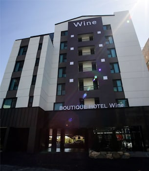 Picture of Boutique Hotel Wine in Gwangju