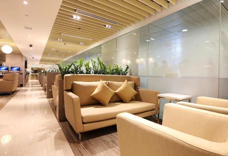 The Haven by JetQuay, Singapur, Lobby-Lounge