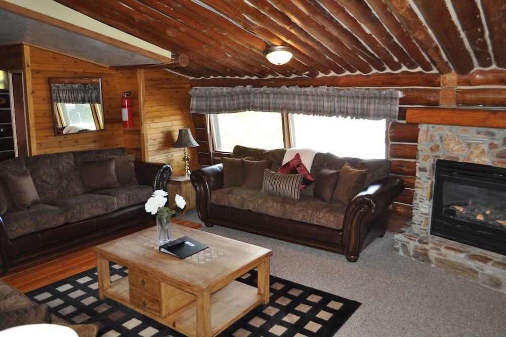 Casa Confort, 4 habitaciones - Sala de estar