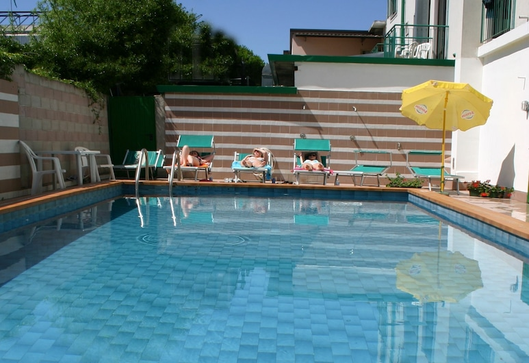Hotel Apollo, Jesolo, Outdoor Pool