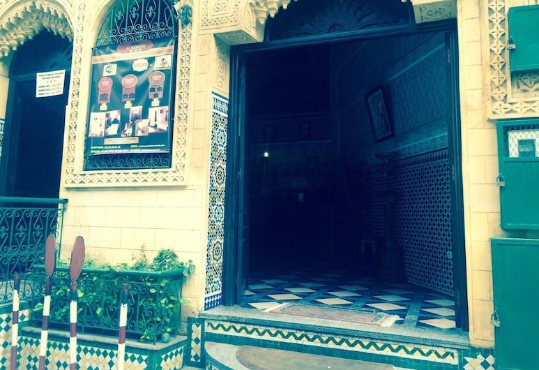 Hotel Al Mamoun, Касабланка