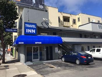 Selline näeb välja Travel Inn, San Francisco