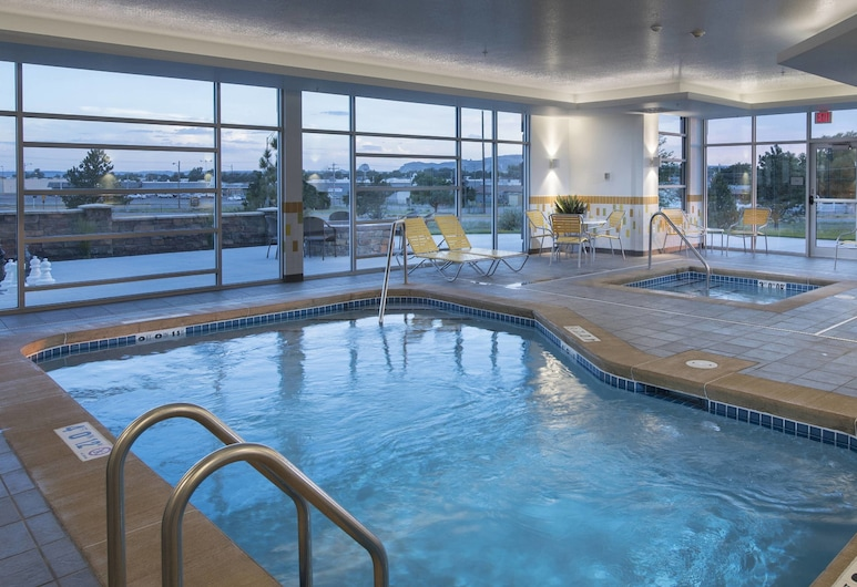 Fairfield Inn & Suites by Marriott Scottsbluff, Scottsbluff, Sportfaciliteit