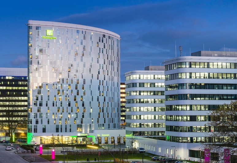 Holiday Inn Hamburg - City Nord, Hamburgo, Exterior