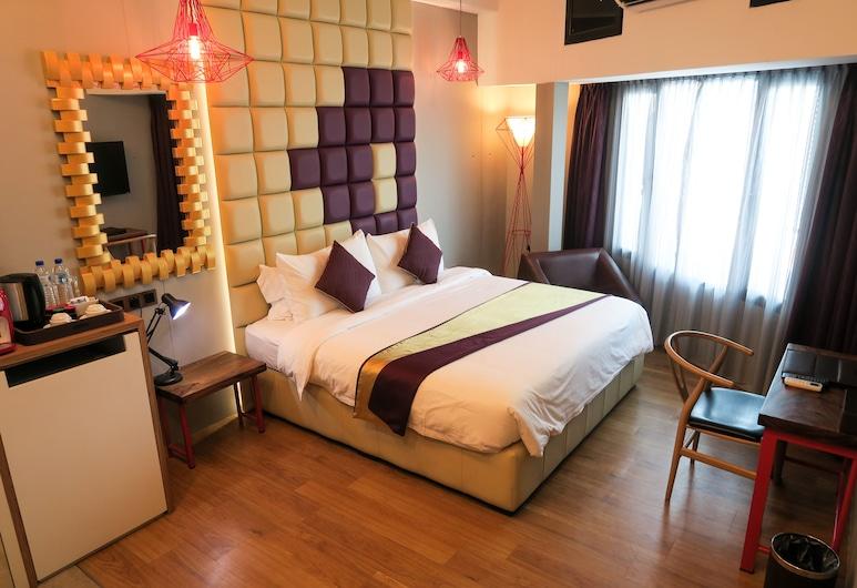 Le Dream Boutique Hotel, Τζορτζ Τάουν, Deluxe Δωμάτιο, 1 King Κρεβάτι, Δωμάτιο επισκεπτών