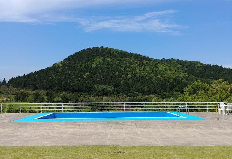거문오름 호스텔, 제주시, 야외 수영장