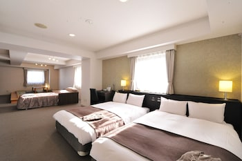 Nuotrauka: HOTEL ROYAL STAY SAPPORO, Saporas