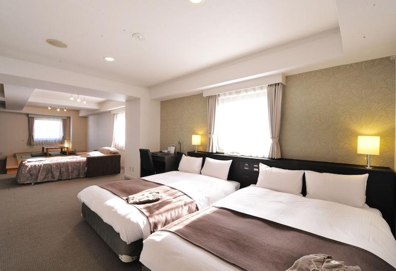 HOTEL ROYAL STAY SAPPORO, Sapporo, Pokoj (Japanese Western Style), Pokoj