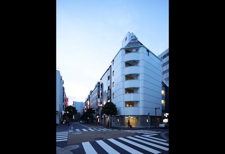 도-c 고탄다, 도쿄, 호텔 정면