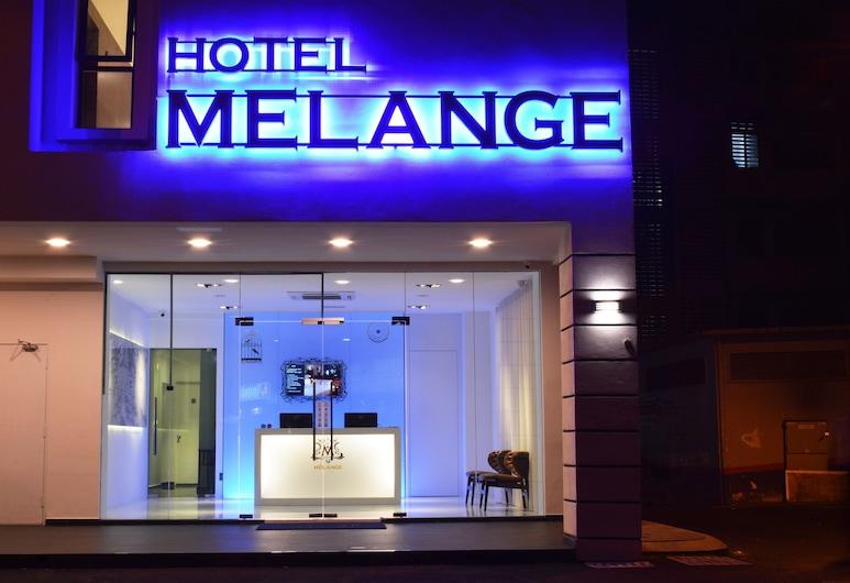 Melange Boutique Hotel, Kuala Lumpur, Hotel Entrance