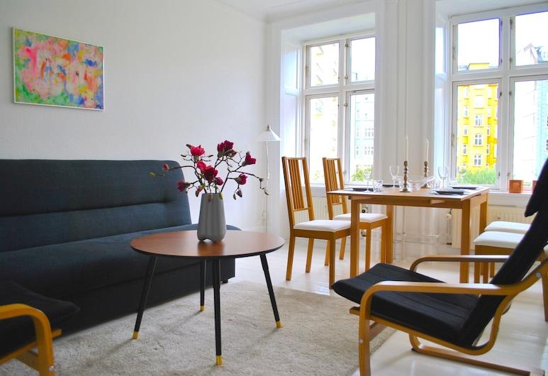 Economy City Center Apartment Copenhagen, Κοπεγχάγη, Περιοχή καθιστικού