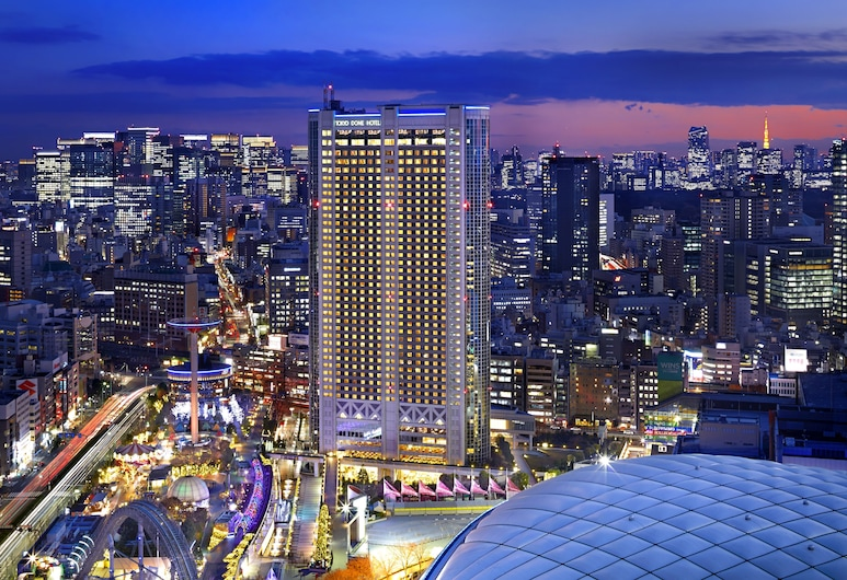 東京圓頂酒店, 東京