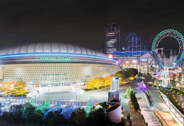 東京圓頂酒店, 東京, 單人房, 非吸煙房, 客房景觀