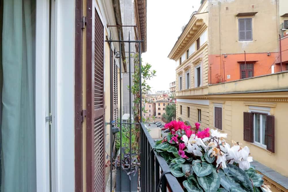 Comfort-Doppel- oder -Zweibettzimmer, 1 Schlafzimmer, Stadtblick - Balkon