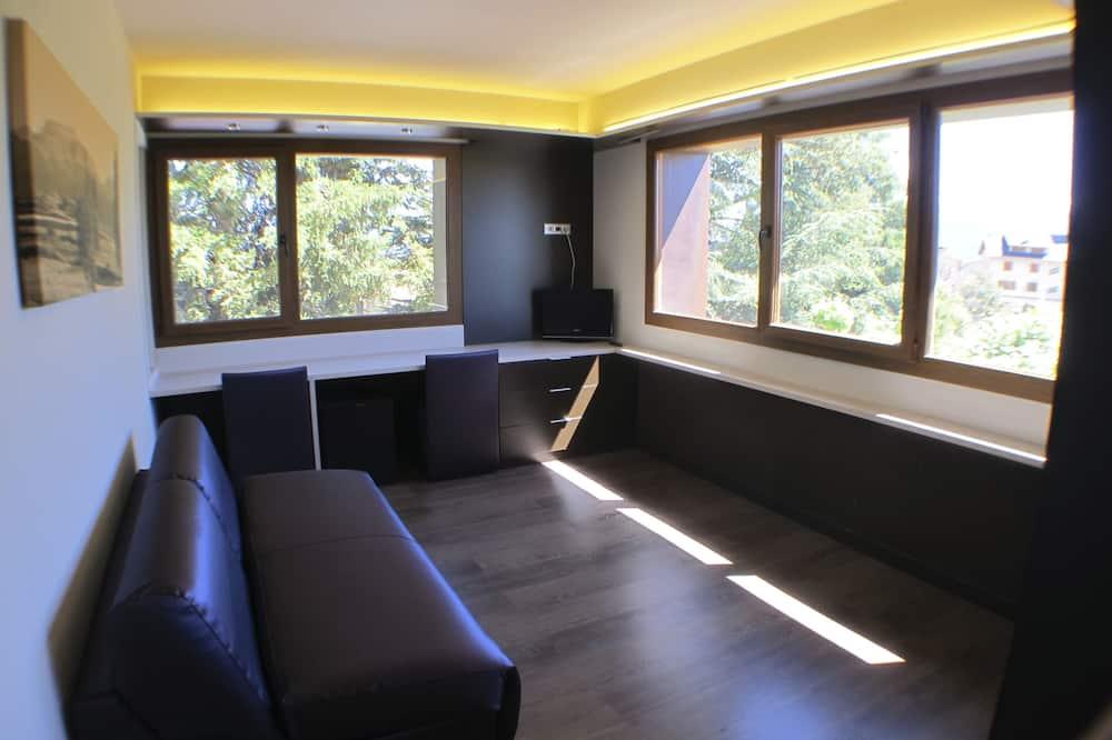 Phòng Suite Junior - Khu phòng khách