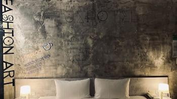 Bilde av JS Hotel-Gallery Hotel-Zhongli i Taoyuan by