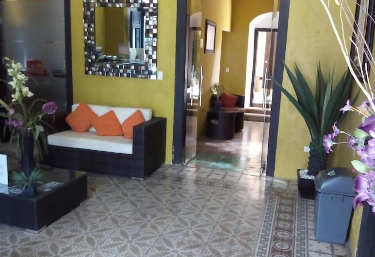 Hotel Catedral Campeche, Campeche, Fuajee
