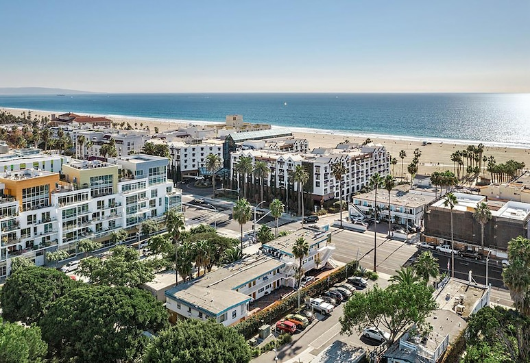 Ocean Lodge Santa Monica Beach Hotel, Santa Monica