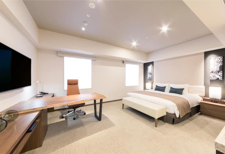 Tokyu Stay Ginza, Tokyo, Executive Double Room [Washer and Dryer Furnished], Non Smoking, Guest Room
