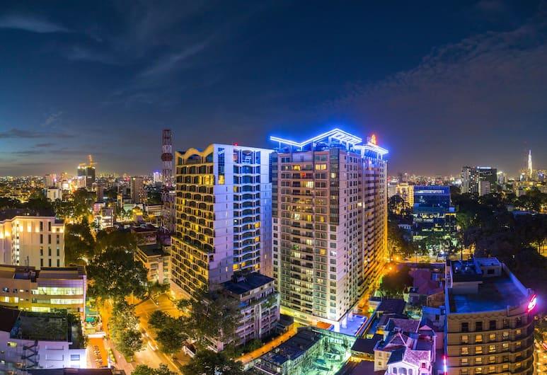 舍爾伍德俱樂部飯店, 胡志明市, 外觀