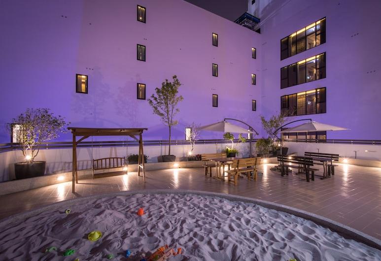 雲河概念旅館, 台中市, 兒童遊樂區 - 室外