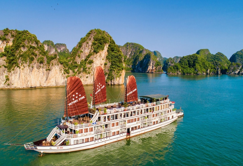 Victory Star Cruise, Ha Long, Property Grounds