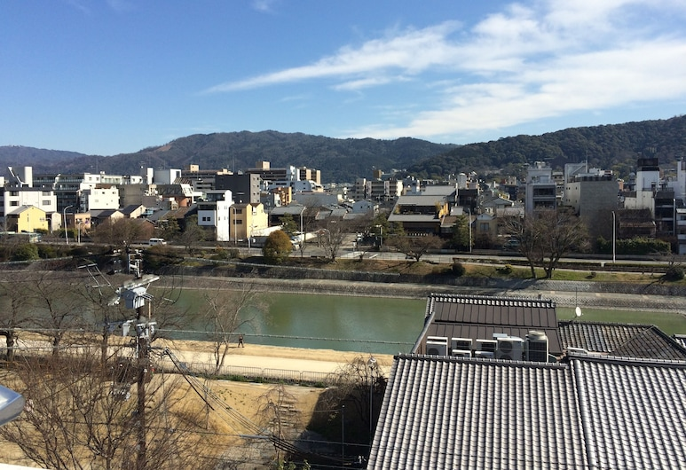 Hotel PONTO, Kyoto, View from Hotel
