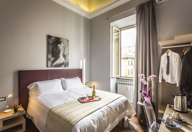 New Design St. Peter, Rome, Standard Double Room, Guest Room