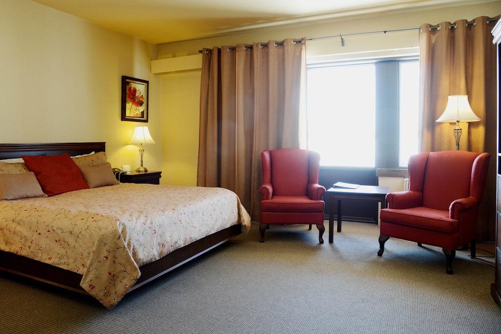 Habitación ejecutiva, 1 cama King size, vista al mar - Habitación